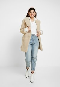 Dr.Denim Petite - NORA - Relaxed fit jeans - stone blue denim - 1