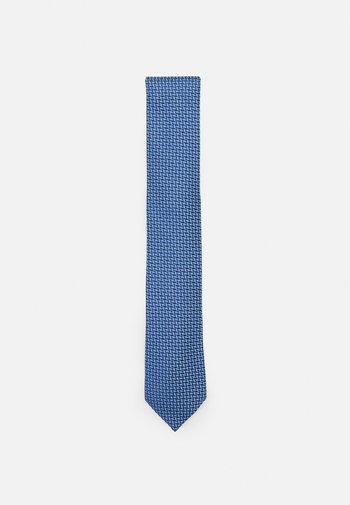 GEO - Tie - blue