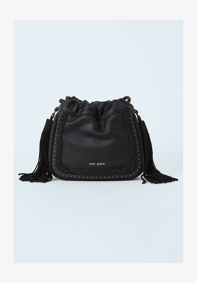 LIDIA - Across body bag - Black