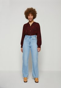 Levi's® - HIGH LOOSE - Jeansy Dzwony - full circle - 2