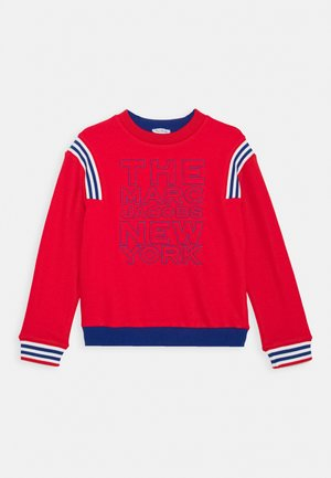 UNISEX - Sweatshirt - bright red