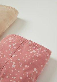DeFacto - 2PACK - Legging - beige/pink - 1