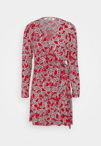Diane von Furstenberg - SAVILLE - Vapaa-ajan mekko - lace red - 5
