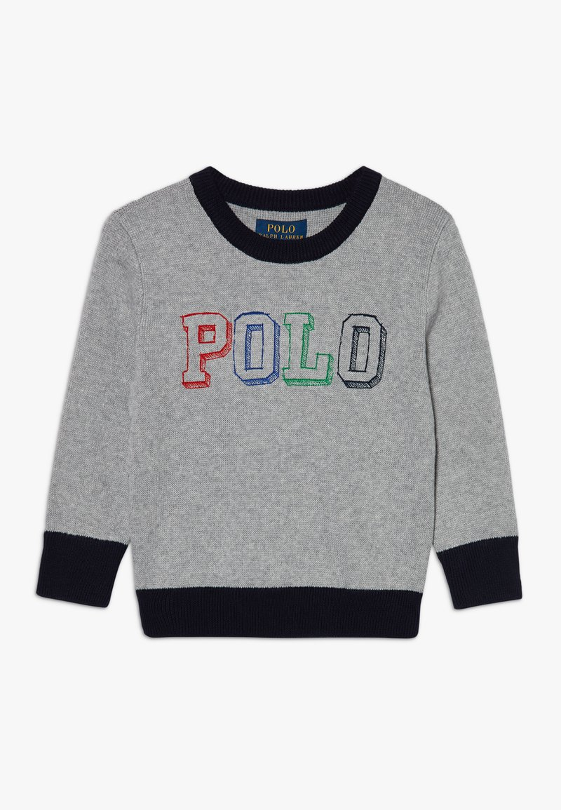 Polo Ralph Lauren - Svetr - light grey heather
