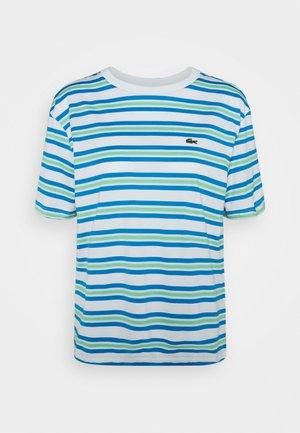 T-shirt print - flour/ibiza syringa liamone