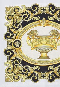 Versace - FOULARD - Šátek - bianco/oro/kaki - 2