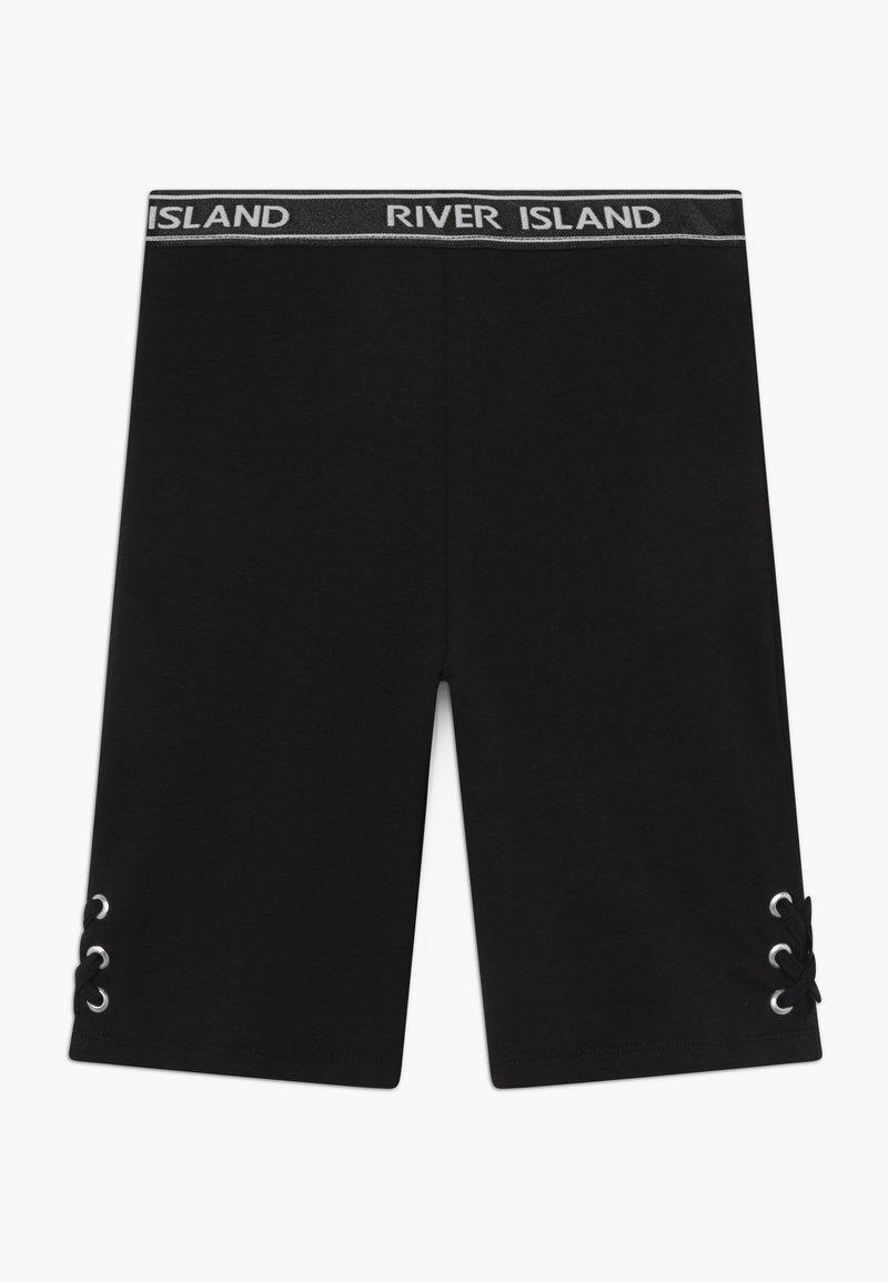 River Island - Kraťasy - black