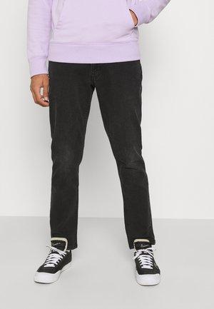 RRDETROIT - Džíny Straight Fit - dark grey