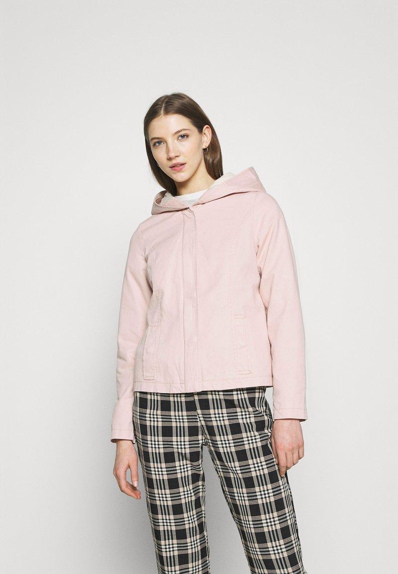 Vero Moda - VMALMA - Summer jacket - sepia rose