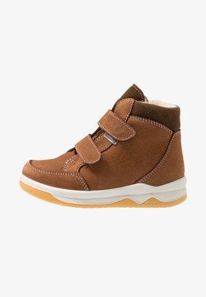 LUAN - Winter boots - curry/hazel