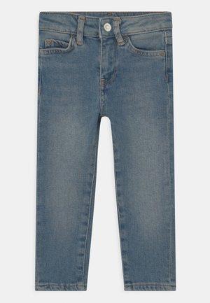 SLIM  - Slim fit -farkut - mid blue