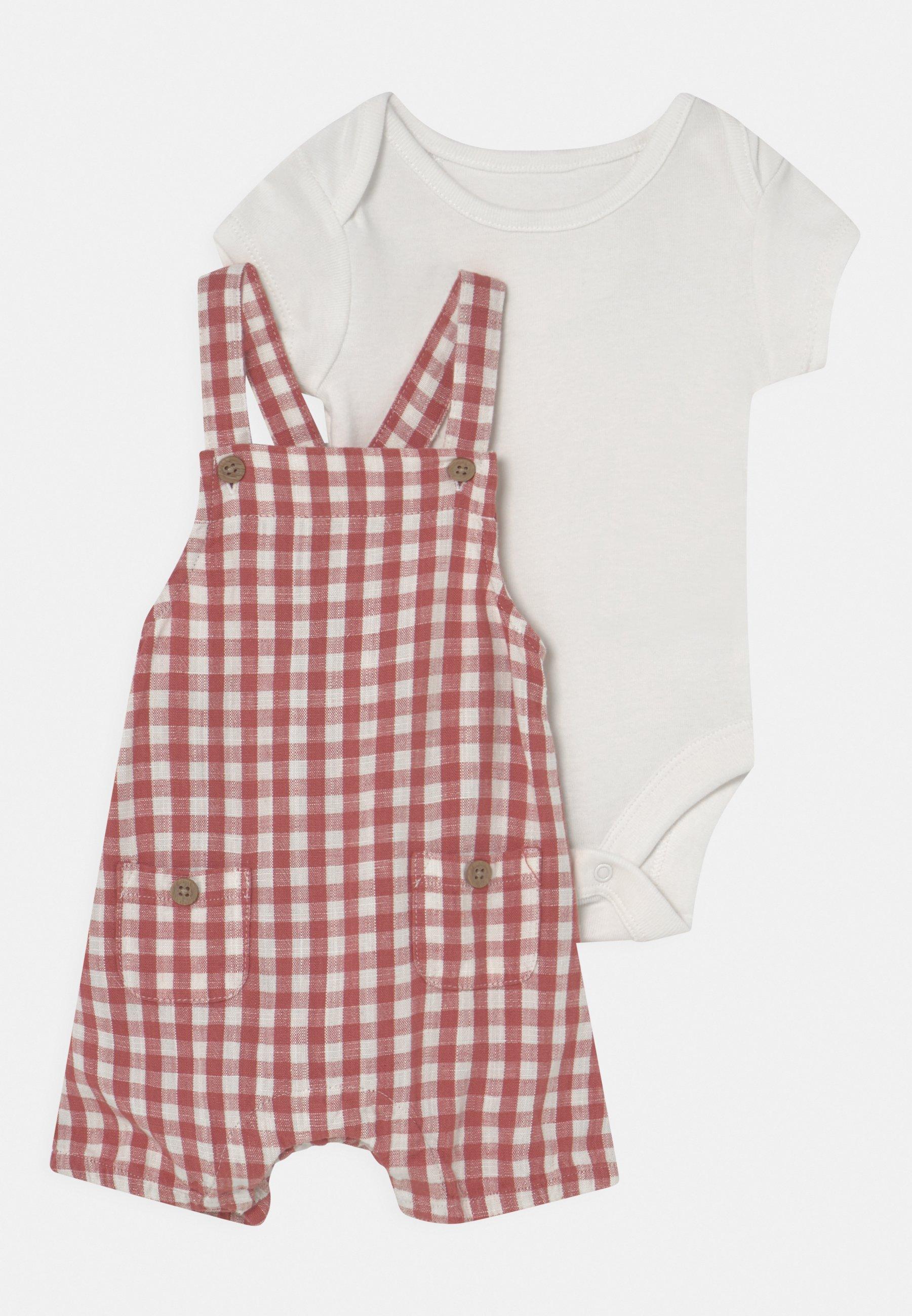 Kinder DUNGAREE BABY SET - T-Shirt basic