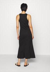 Weekday - TELMA DRESS - Maxi dress - black - 2