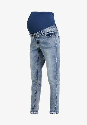 MOM  - Jeans slim fit - vintage wash