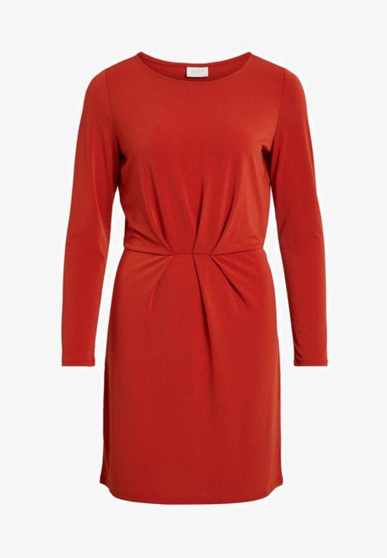 Vila - VICLASSY - Day dress - red