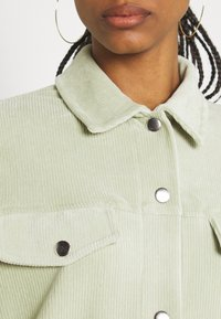 Nly by Nelly - OVERSIZED SHACKET - Blouse - pistachio - 5