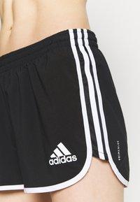 adidas Performance - PRIMEBLUE - Pantaloncini sportivi - black/white - 5