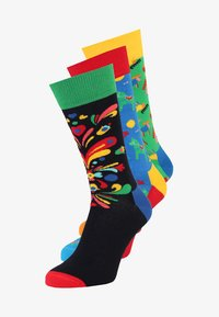 Happy Socks - SWEDISH EDITION GIFT BOX 3 PACK - Calcetines - blue - 0