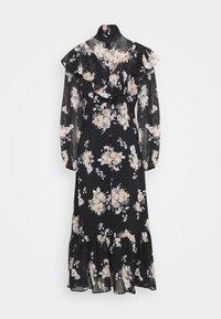 EDITED - WIYANA DRESS - Maxi dress - schwarz - 1
