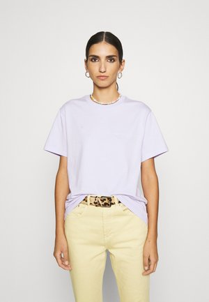 TEE POPINCOURT FRENCH TOUCH - T-shirt basic - lilac
