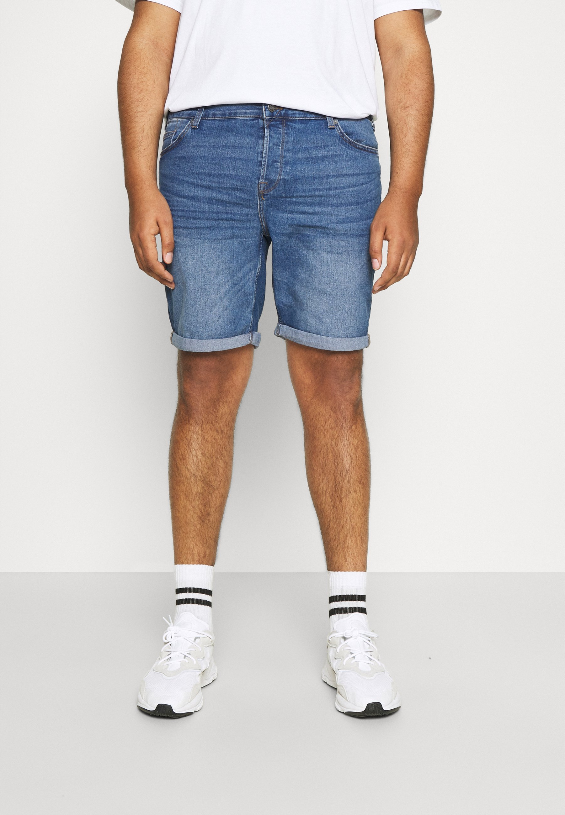Men ONSPLY SLIM - Denim shorts