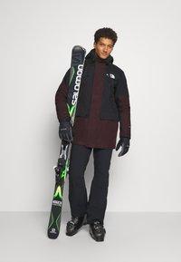 The North Face - GOLDMILL  - Chaqueta de esquí - black - 1