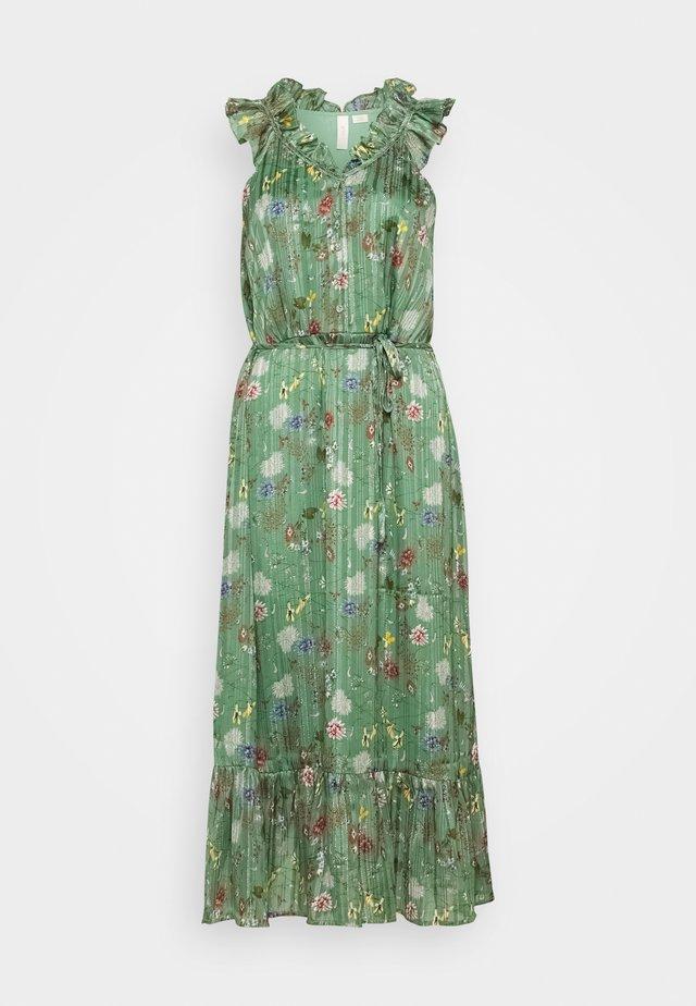 YASMANILLA LONG DRESS SHOW - Cocktail dress / Party dress - dark ivy