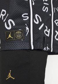 Nike Performance - PARIS ST GERMAIN - Top - black/metallic gold - 5