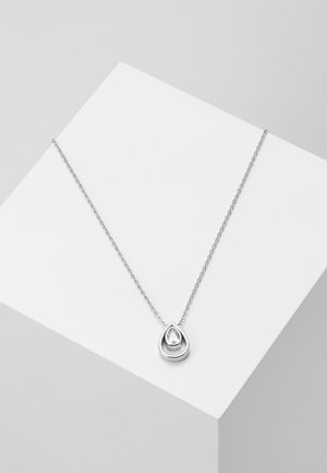 ELIN - Ketting - silver-colured