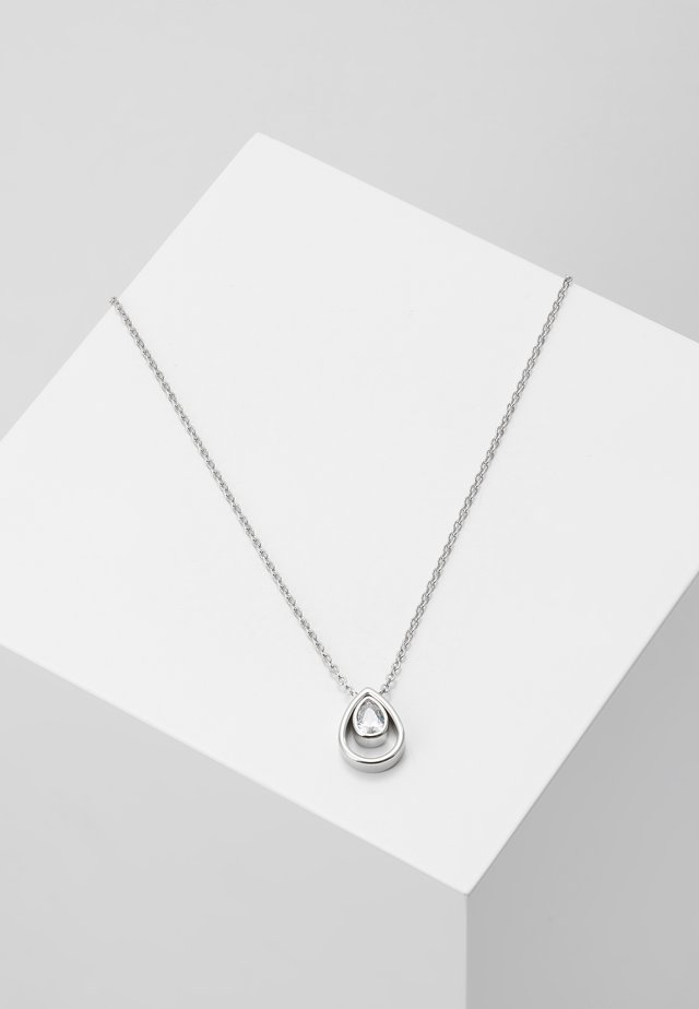 ELIN - Necklace - silver-colured