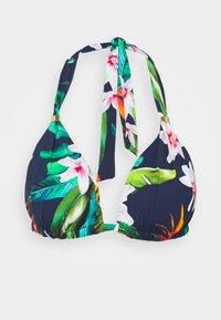 Lauren Ralph Lauren - MOLD CUP BRA - Bikini top - multi color - 3