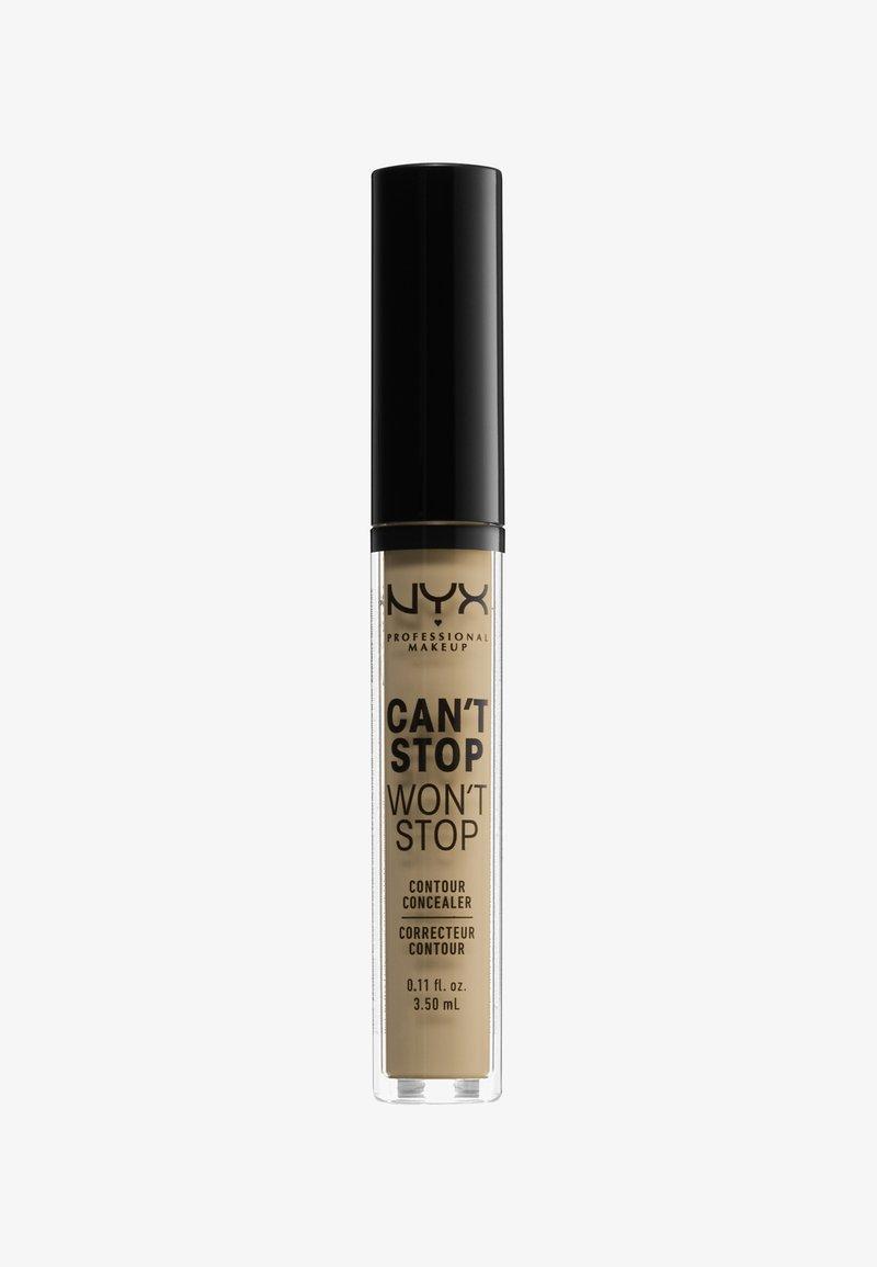 Nyx Professional Makeup - CSWS CONTOUR CONCEALER - Concealer - 10-märz neutral buff