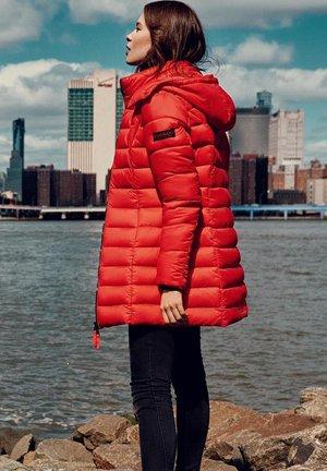 ABENDSTERNCHEN - Winter coat - ochre