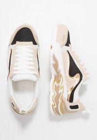 sandro - Sneakersy niskie - or - 3
