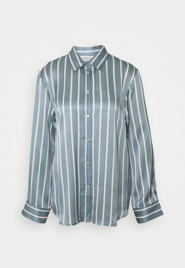 THE LONDON - Pyjamashirt - dust blue