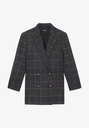 Short coat - ocre