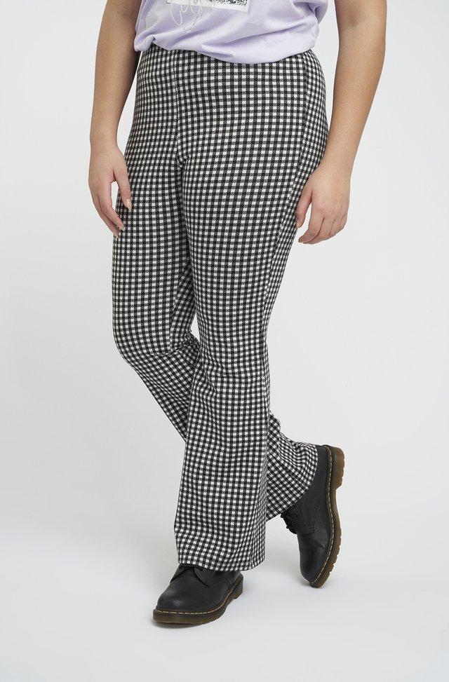 Pantalon classique - multi zwart-wit