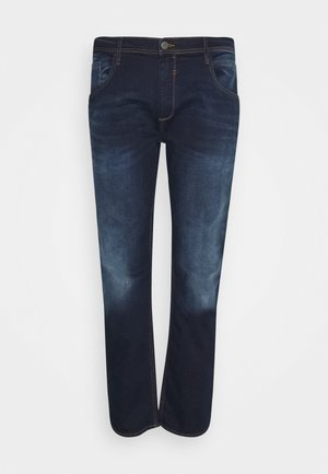 TWISTER - Slim fit jeans - denim dark blue