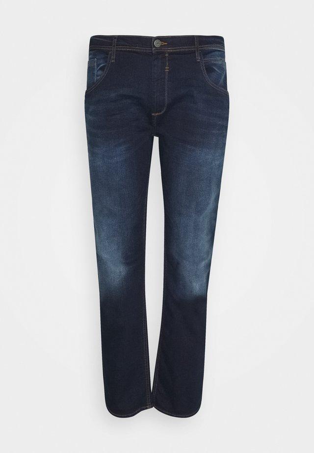 TWISTER - Slim fit jeans - denim dark blue