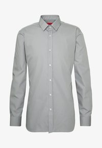 HUGO - ELISHA - Formal shirt - grey - 4