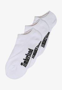 Timberland - 3 PACK - Socks - white - 0