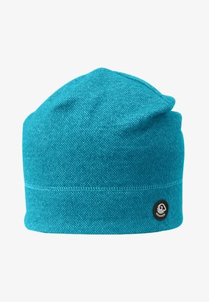HOHES EIS - Beanie - neon blue