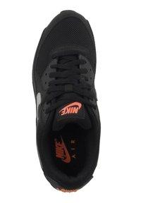 Nike Sportswear - AIR MAX 90 - Sneakers - black-total orange-reflect silver - 2