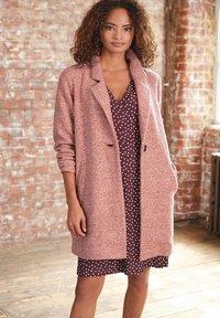 Next - COATIGAN - Classic coat - pink - 0