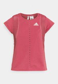 adidas Performance - TEE - T-shirts - pink - 0