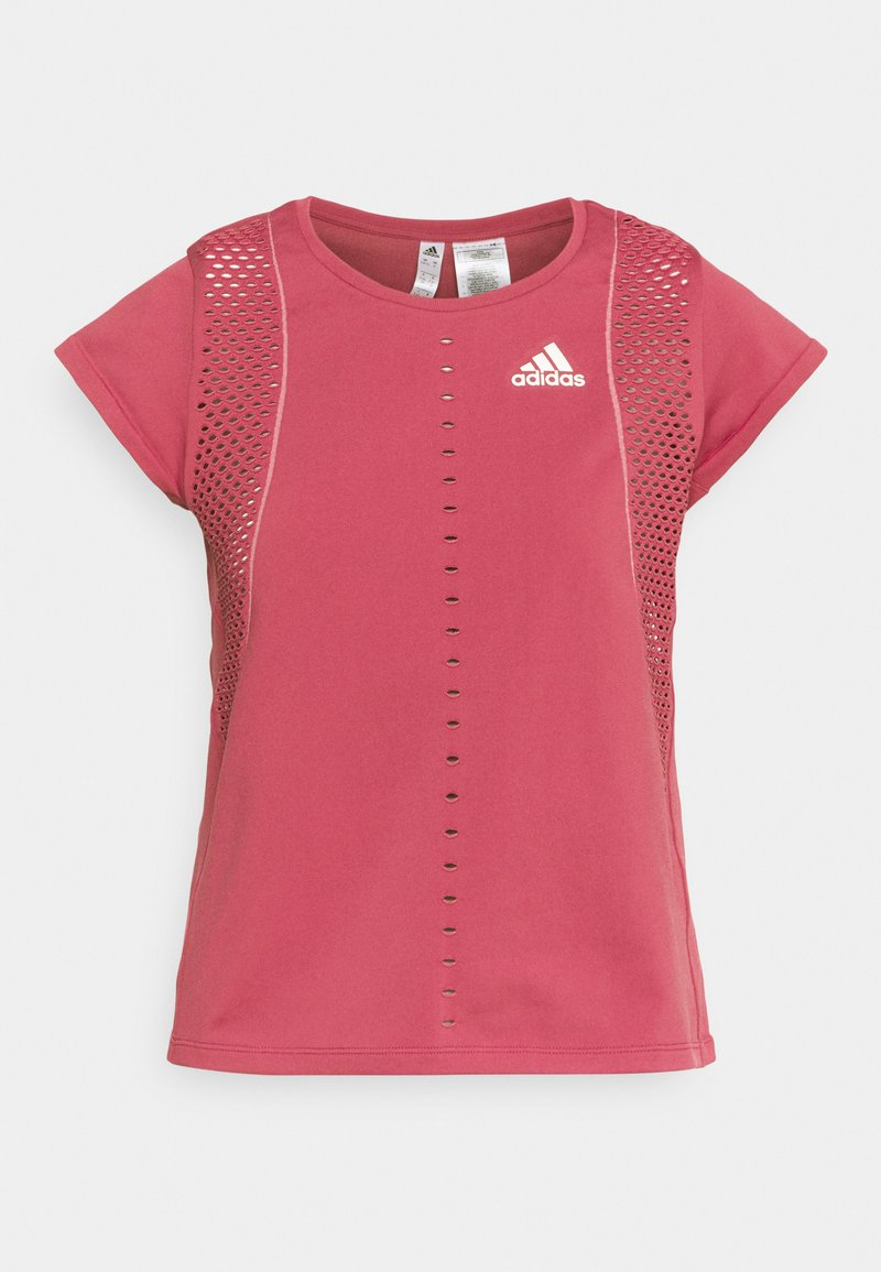 adidas Performance - TEE - T-shirts - pink