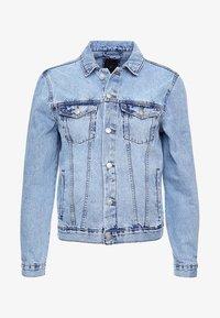 New Look - TRANS BASIC  - Denim jacket - light blue - 5
