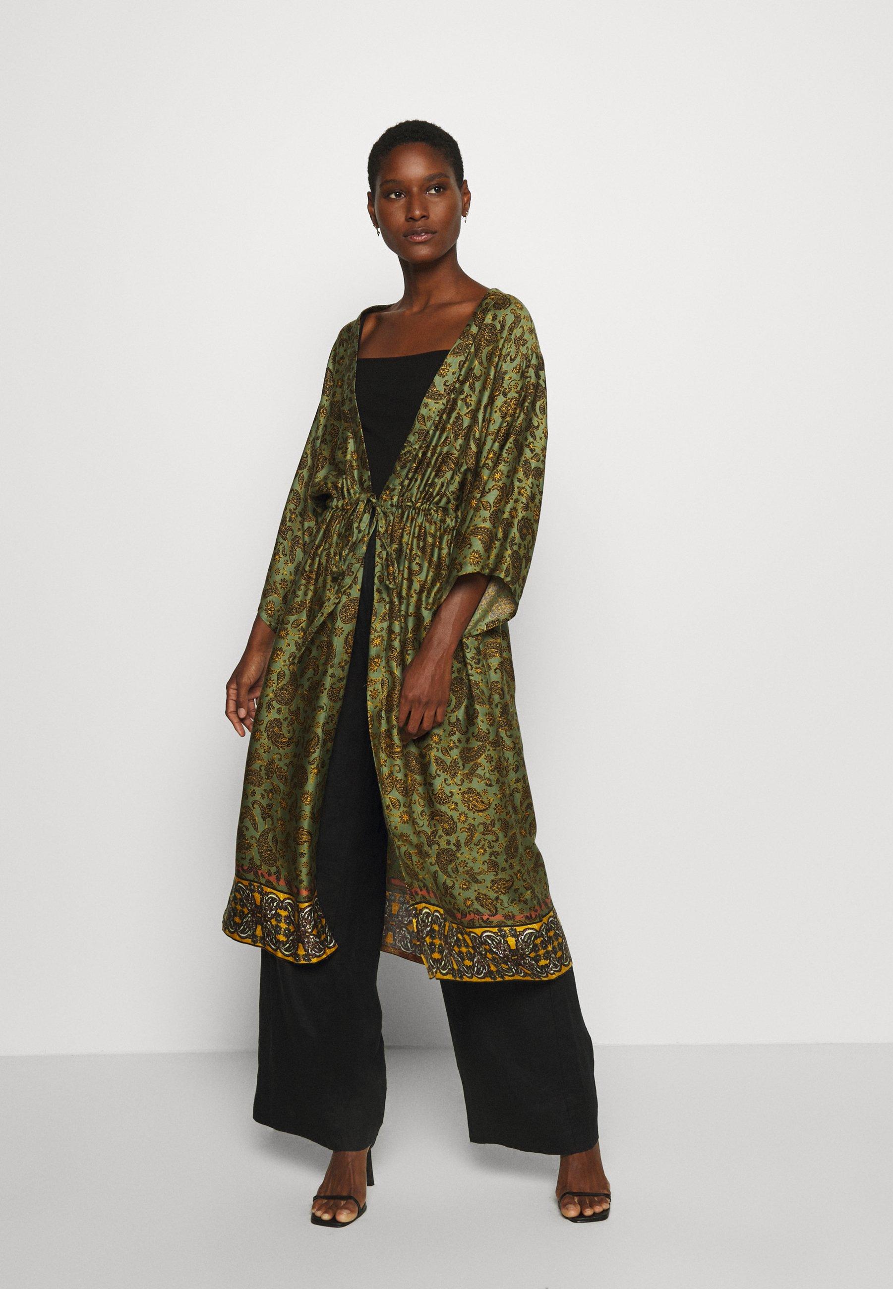 Women EMMELIACR KIMONO - Summer jacket