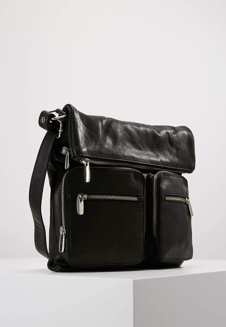 Depeche Fashion Favourites Cross Over - Torba Na Ramię Black