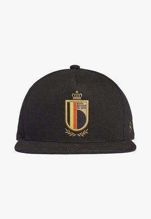 BELGIUM RBFA - Czapka z daszkiem - black